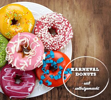 Karneval Donuts