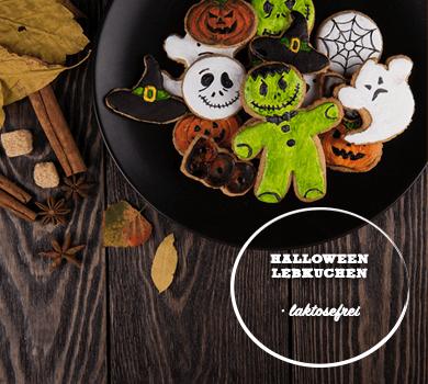 Halloween Lebkuchen