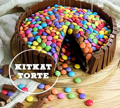 Kit Kat Torte