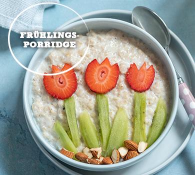Frühlings-Porridge