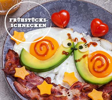 Schnecken zum Frühstück?